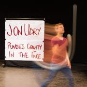 Jon Udry Punches Gravity in the Face